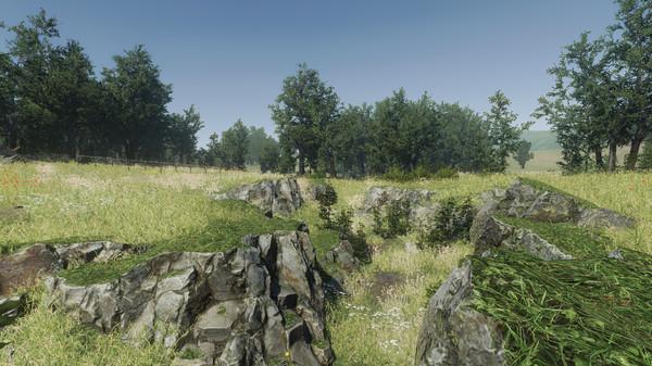 VR Walking Simulator Screenshot 14