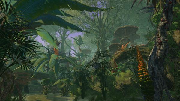 VR Walking Simulator Screenshot 4