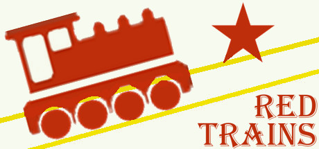 Red Trains Cover Image