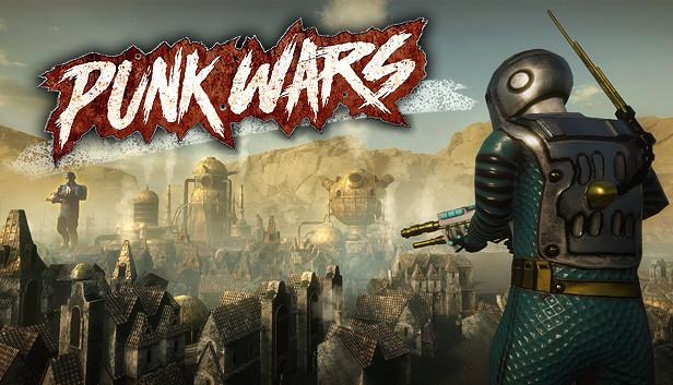 Punk Wars sur Steam