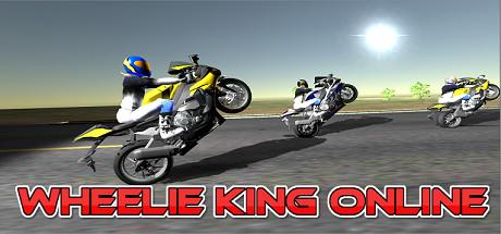 Wheelie King Online Cover Image