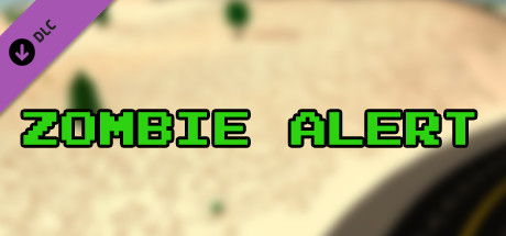 Zombie Alert Background