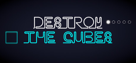 Destroy The Cubes Cover Image