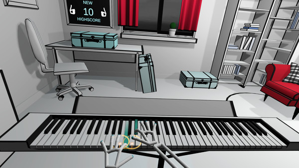 VR Pianist screenshot