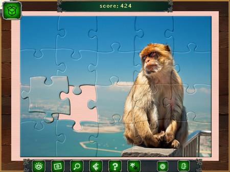 Скриншот из Caribbean Jigsaw
