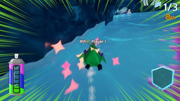 Snowpainters Screenshot 2