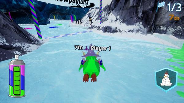Snowpainters Screenshot 3