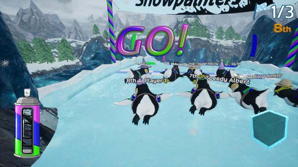 Snowpainters Screenshot 1