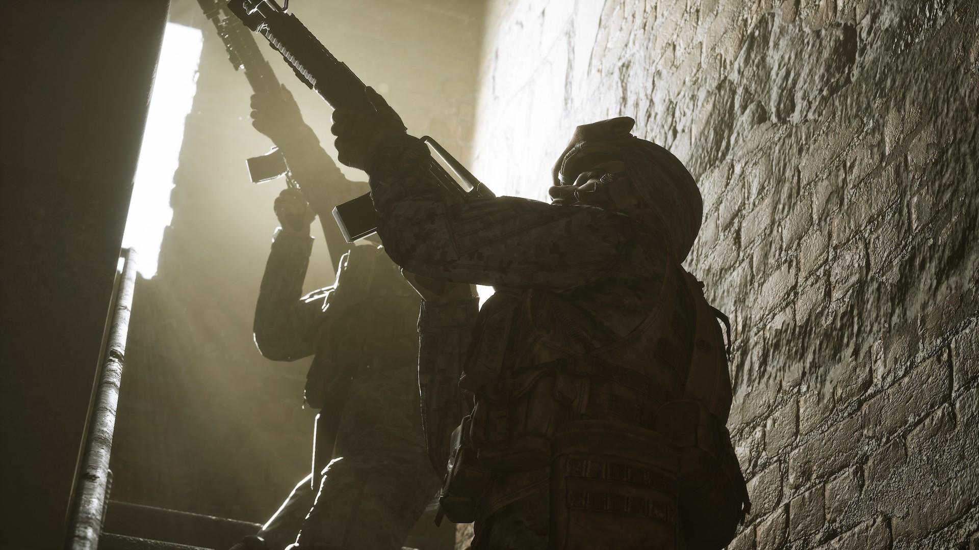 Six Days of Fallujah contará con la tecnología procedural para mantener alerta a los jugadores 2
