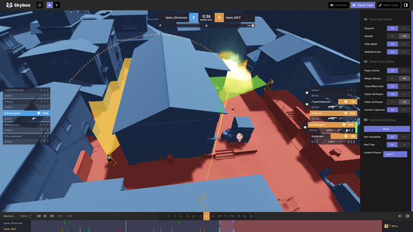 Скриншот из Skybox3D