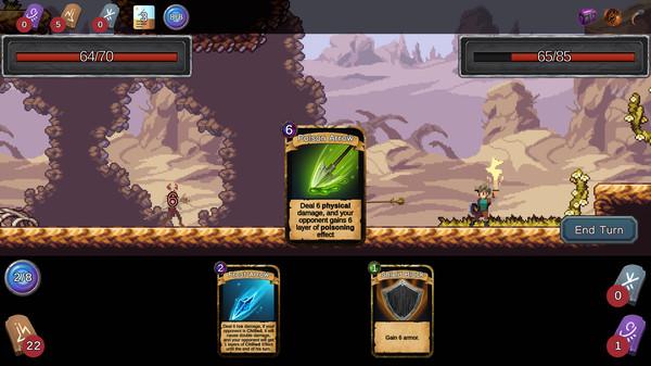Unsung Knight Screenshot 1