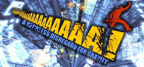 AaAaAA!!! - A Reckless Disregard for Gravity Cover Image
