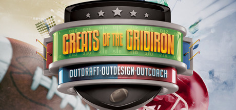 Greats of the Gridiron Cover Image