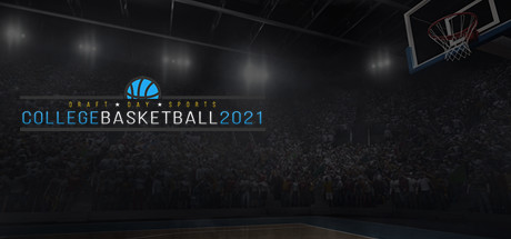Draft Day Sports: College Basketball 2021 Cover Image