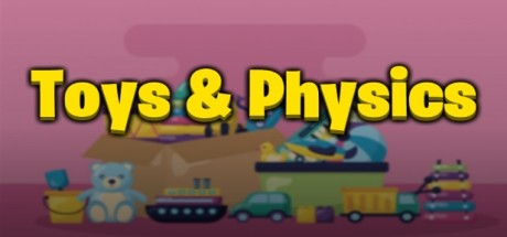 Toys & Physics Cover Image