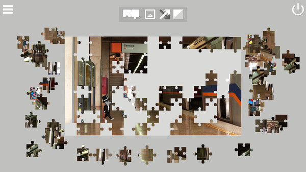 Invisible services – Pixel Art Jigsaw Puzzle screenshot