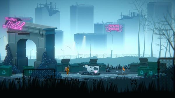 Golf Club Wasteland screenshot