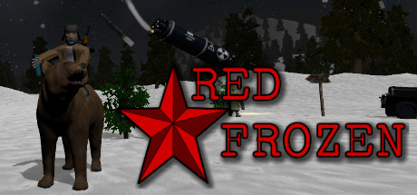 Red Frozen Cover Image
