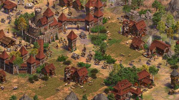 Скриншот №4 к Age of Empires II Definitive Edition - Dawn of the Dukes