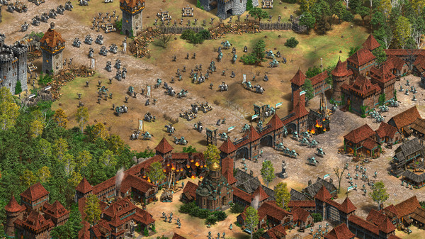 Скриншот №5 к Age of Empires II Definitive Edition - Dawn of the Dukes