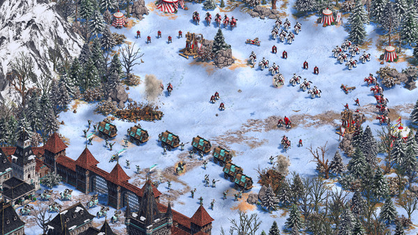 Скриншот №3 к Age of Empires II Definitive Edition - Dawn of the Dukes