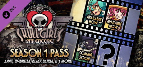 Skullgirls: Season 1 Pass