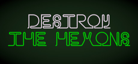 Destroy The Hexons - Minimalist Puzzle Cover Image