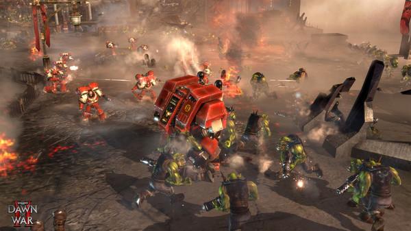скриншот Warhammer 40,000: Dawn of War II 4