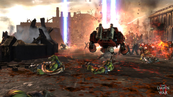 скриншот Warhammer 40,000: Dawn of War II 1