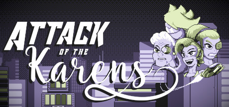 Attack of the Karens Cover Image