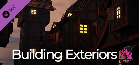 Realm Engine Building Exteriors Asset Pack