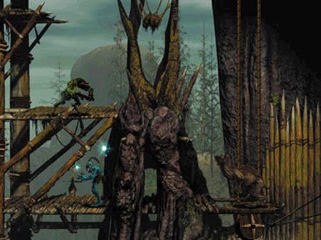 скриншот Oddworld: Abe's Oddysee 1