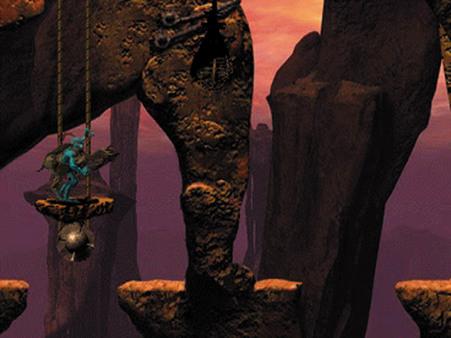 скриншот Oddworld: Abe's Oddysee 2