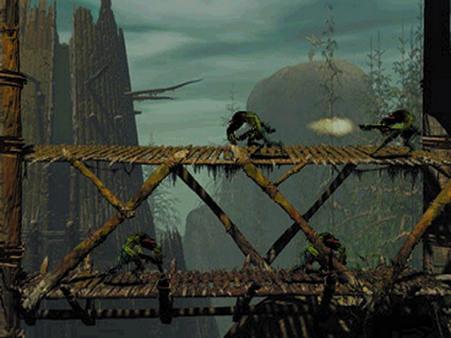 скриншот Oddworld: Abe's Oddysee 3
