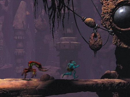 скриншот Oddworld: Abe's Oddysee 4