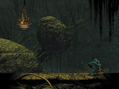 скриншот Oddworld: Abe's Oddysee 5
