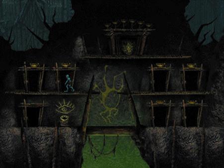 Oddworld: Abe's Oddysee скриншот