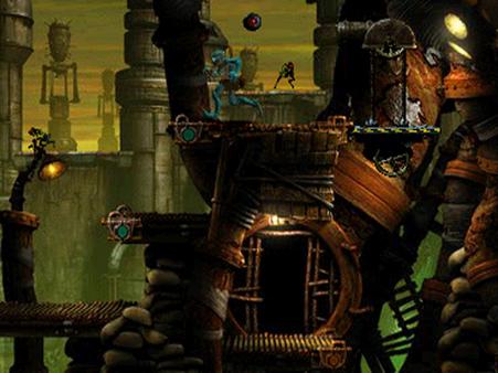 скриншот Oddworld: Abe's Exoddus 2