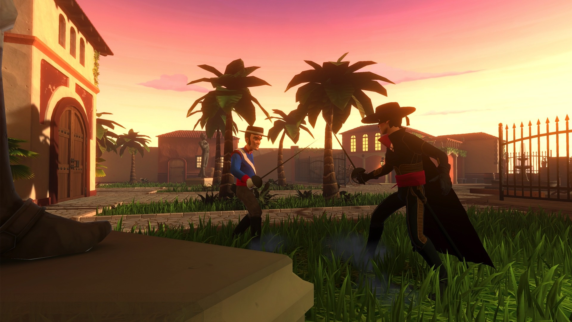 Zorro: the Chronicles confirms its arrival on Xbox consoles