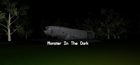 Monster In The Dark Cover Image