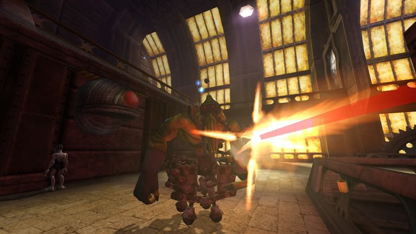 скриншот Oddworld: Munch's Oddysee 2
