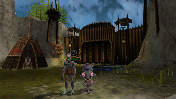 скриншот Oddworld: Munch's Oddysee 1