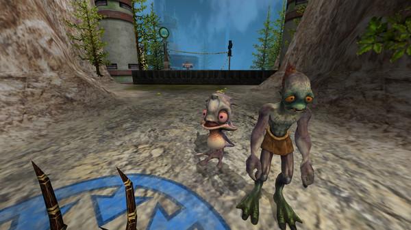скриншот Oddworld: Munch's Oddysee 5