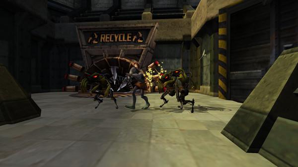 скриншот Oddworld: Munch's Oddysee 4