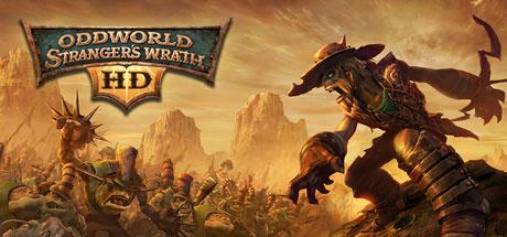 Oddworld: Stranger's Wrath HD Cover Image