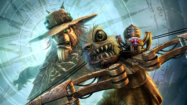 скриншот Oddworld: Stranger's Wrath HD 0