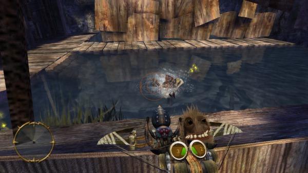 скриншот Oddworld: Stranger's Wrath HD 4