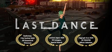 Last Dance Cover Image