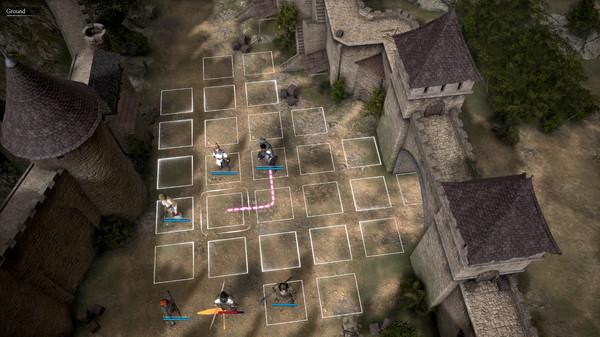 скриншот Lost Eidolons 1