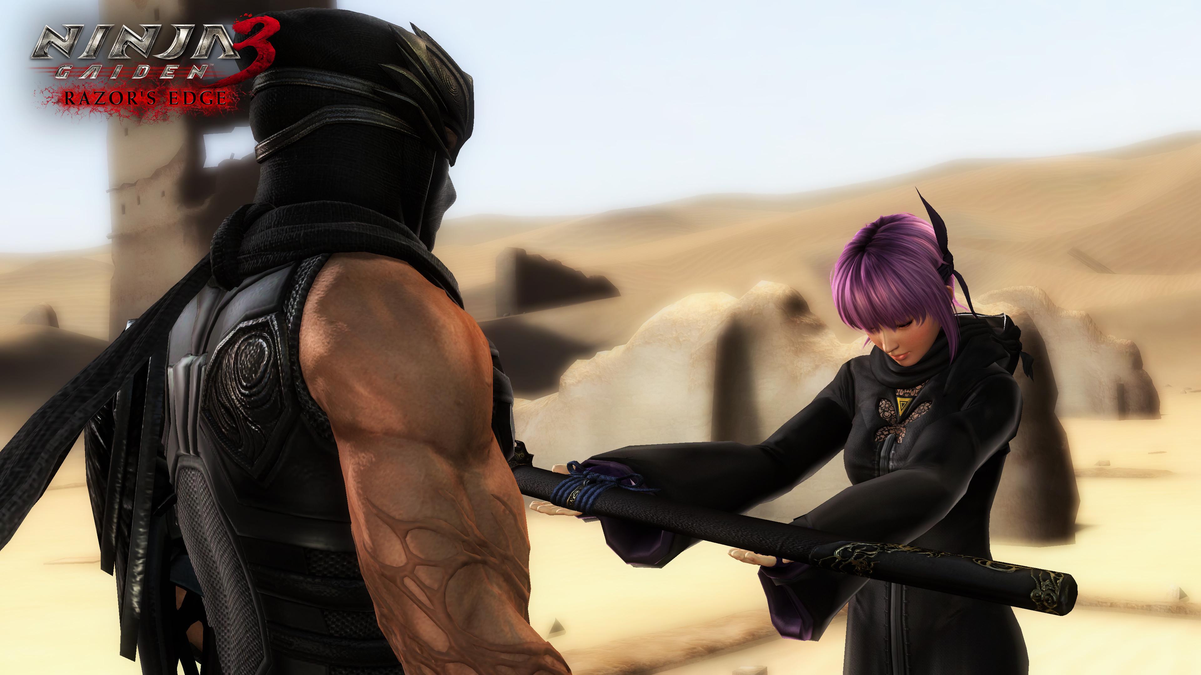 Ninja Gaiden 3 Sigma Screenshot 2